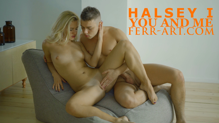 Halsey I You and Me ferr-art.com